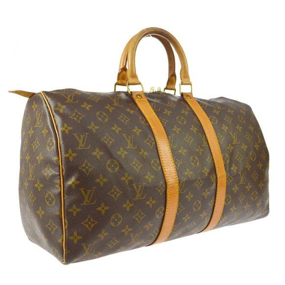 Louis Vuitton Handbags - Louis Vuitton Keepall 45 Travel Hand #6268L41B